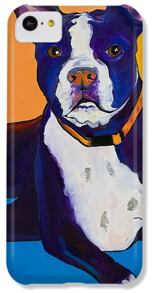 Georgie IPhone 5c Case by Pat Saunders-White