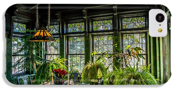Glensheen Mansion Breakfast Room IPhone 5c Case by Paul Freidlund