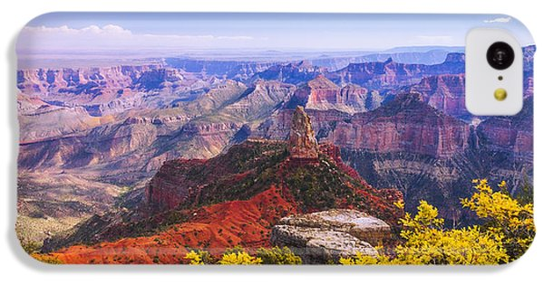Grand Arizona IPhone 5c Case by Chad Dutson