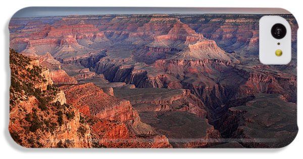 Grand Canyon Sunrise IPhone 5c Case by Pierre Leclerc Photography