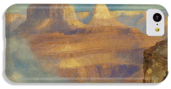 Grand Canyon IPhone 5c Case by Thomas Moran