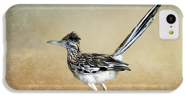 Greater Roadrunner 2 IPhone 5c Case by Betty LaRue
