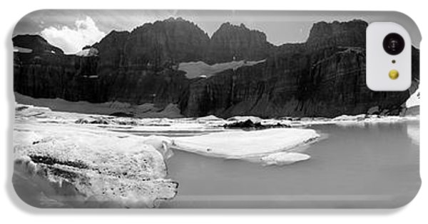 Grinnell Glacier Panorama IPhone 5c Case by Sebastian Musial