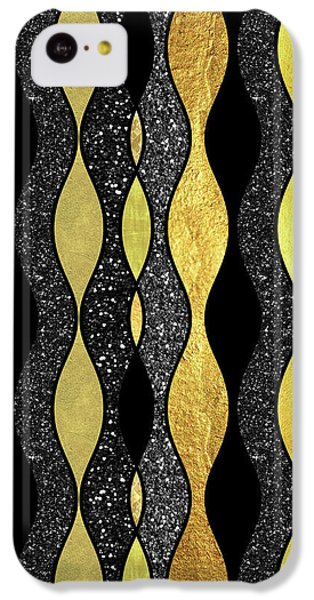 Groovy, Baby Modern Take On A Retro 1960s Design IPhone 5c Case by Tina Lavoie