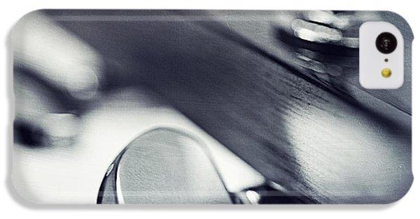 guitar I IPhone 5c Case by Priska Wettstein