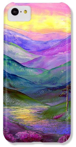 Highland Light IPhone 5c Case by Jane Small