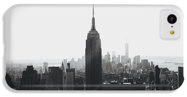 I'll Take Manhattan  IPhone 5c Case by J Montrice