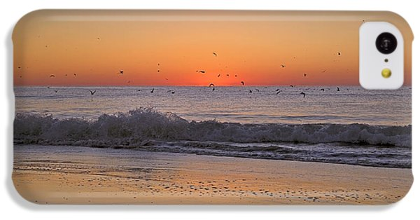 Inspiring Moments IPhone 5c Case by Betsy Knapp