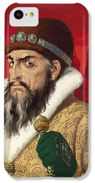 Ivan The Terrible IPhone 5c Case by English School