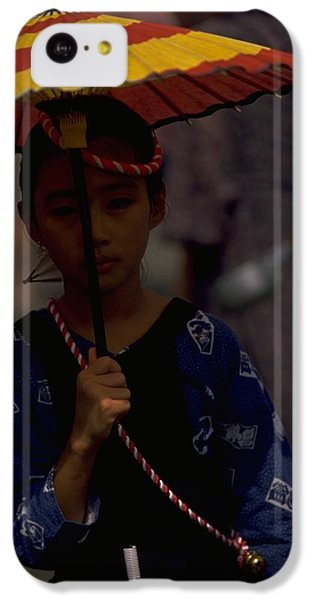 IPhone 5c Case featuring the photograph Japanese Girl by Travel Pics