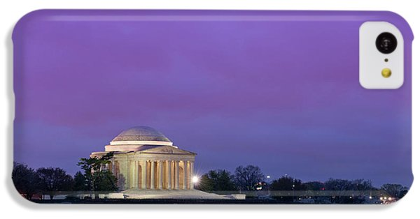 Jefferson Monument IPhone 5c Case by Sebastian Musial
