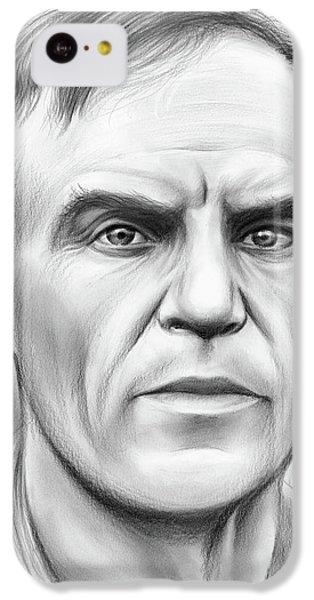 John Heisman IPhone 5c Case by Greg Joens