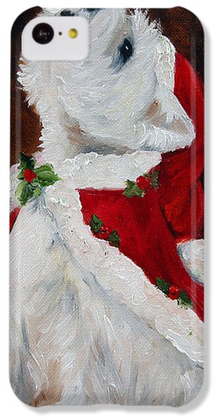 Joy To The World IPhone 5c Case by Mary Sparrow