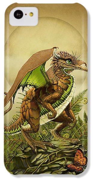 Kiwi Dragon IPhone 5c Case by Stanley Morrison