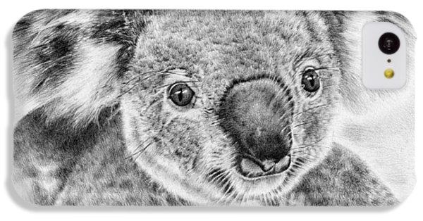 Koala Newport Bridge Gloria IPhone 5c Case by Remrov