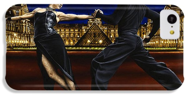Last Tango In Paris IPhone 5c Case by Richard Young