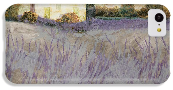 Lavender IPhone 5c Case by Guido Borelli