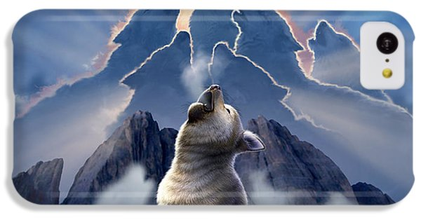 Leader Of The Pack IPhone 5c Case by Jerry LoFaro