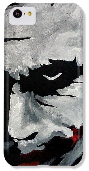 Ledger's Joker IPhone 5c Case by Dale Loos Jr