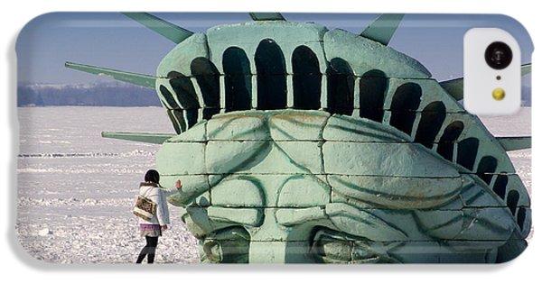 Liberty IPhone 5c Case by Linda Mishler