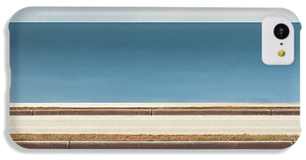 Lincoln Memorial Drive IPhone 5c Case by Scott Norris