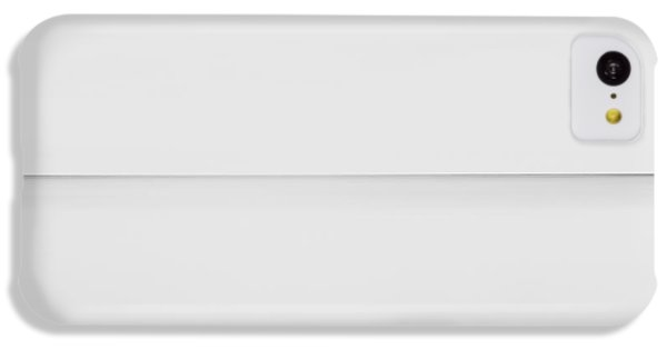 Line On The Horizon IPhone 5c Case by Scott Norris