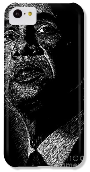Living The Dream IPhone 5c Case by Maria Arango