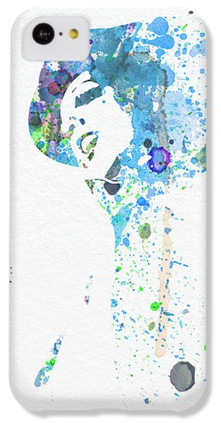 Liza Minnelli IPhone 5c Case by Naxart Studio