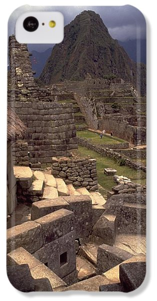 IPhone 5c Case featuring the photograph Machu Picchu by Travel Pics