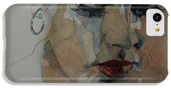 Make You Feel My Love IPhone 5c Case by Paul Lovering