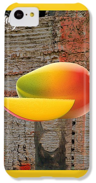 Mango Collection IPhone 5c Case by Marvin Blaine