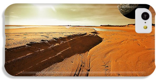 Mars IPhone 5c Case by Dapixara Art
