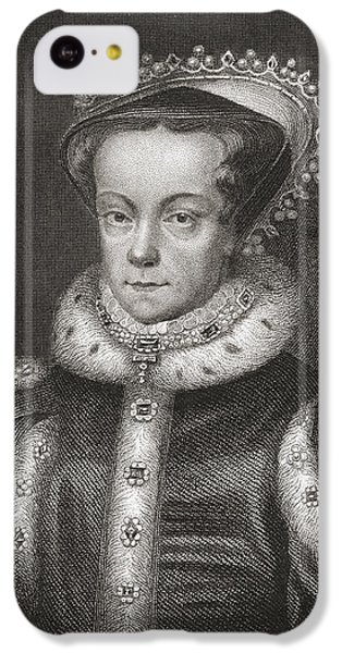 Mary I, 1516 IPhone 5c Case by Vintage Design Pics