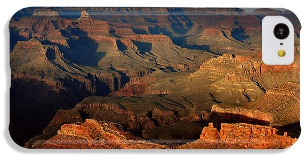 Mather Point - Grand Canyon IPhone 5c Case by Stephen  Vecchiotti