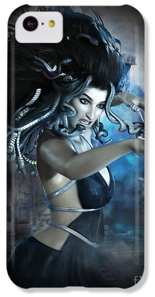 Medusa IPhone 5c Case by Shanina Conway