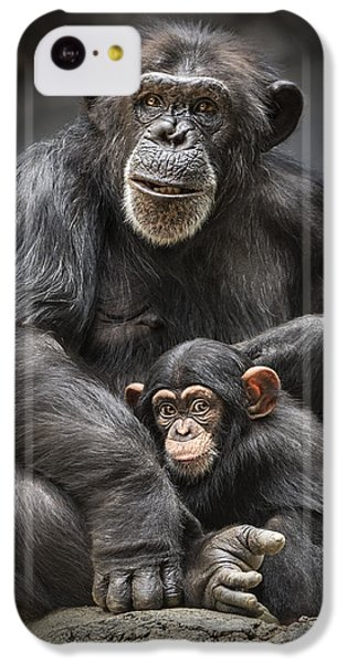 Mom And Baby IPhone 5c Case by Jamie Pham