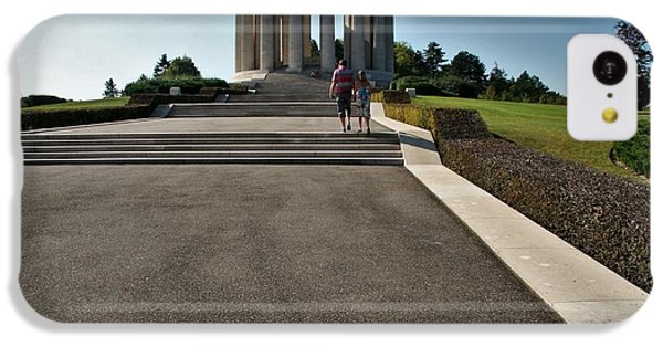 IPhone 5c Case featuring the photograph Montsec American Monument by Travel Pics
