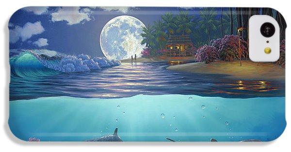 Moonlit Sanctuary IPhone 5c Case by Al Hogue