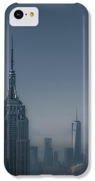Morning In New York IPhone 5c Case by Chris Fletcher