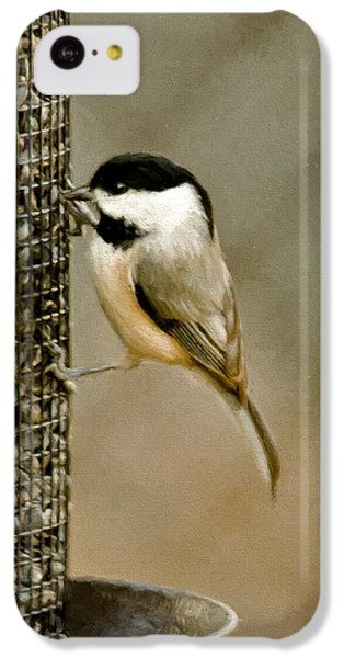 My Favorite Perch IPhone 5c Case by Lana Trussell