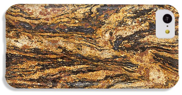 New Magma Granite IPhone 5c Case by Anthony Totah