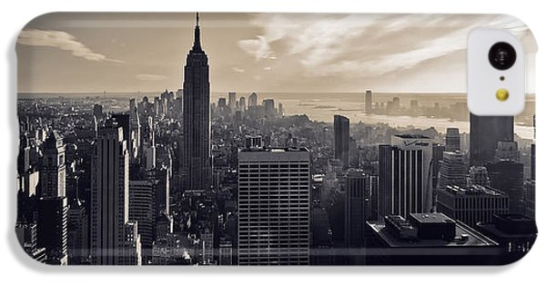New York IPhone 5c Case by Dave Bowman