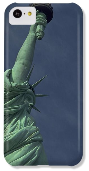IPhone 5c Case featuring the photograph New York by Travel Pics