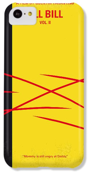 No049 My Kill Bill-part2 Minimal Movie Poster IPhone 5c Case by Chungkong Art