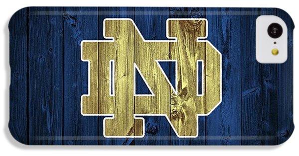 Notre Dame Barn Door IPhone 5c Case by Dan Sproul