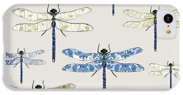 Odonata IPhone 5c Case by Sarah Hough