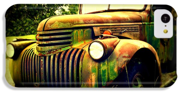 Old Flatbed 2 IPhone 5c Case by Perry Webster