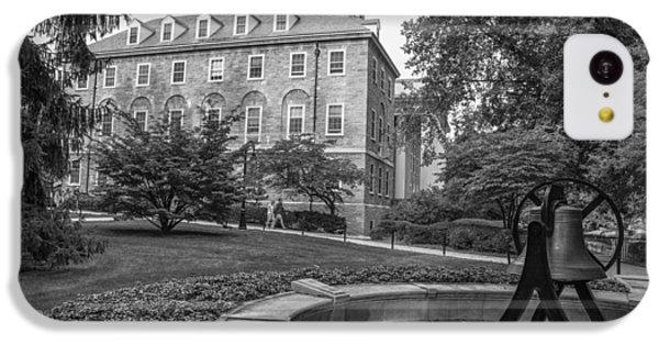 Old Main Penn State University  IPhone 5c Case by John McGraw