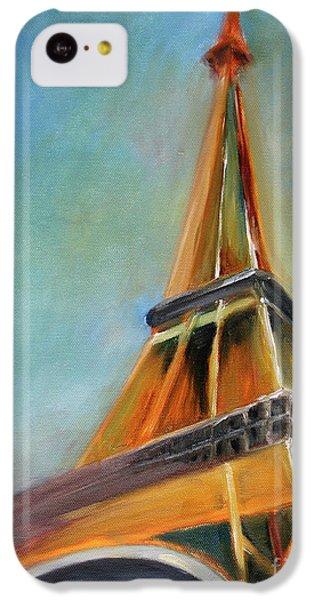 Paris IPhone 5c Case by Jutta Maria Pusl