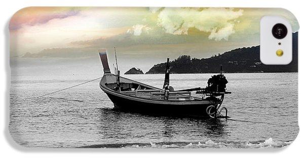 Patong Beach IPhone 5c Case by Mark Ashkenazi